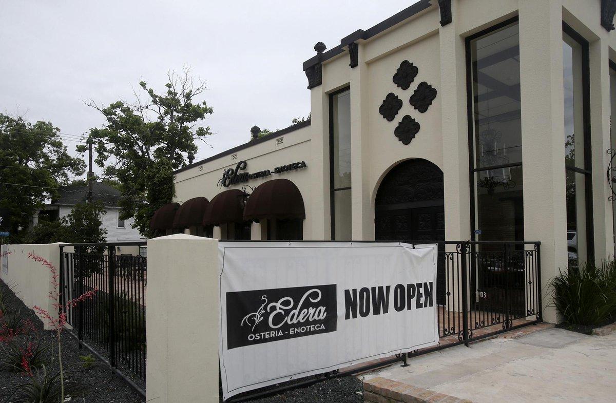 Alta Vista Italian restaurant Edera closes suddenly