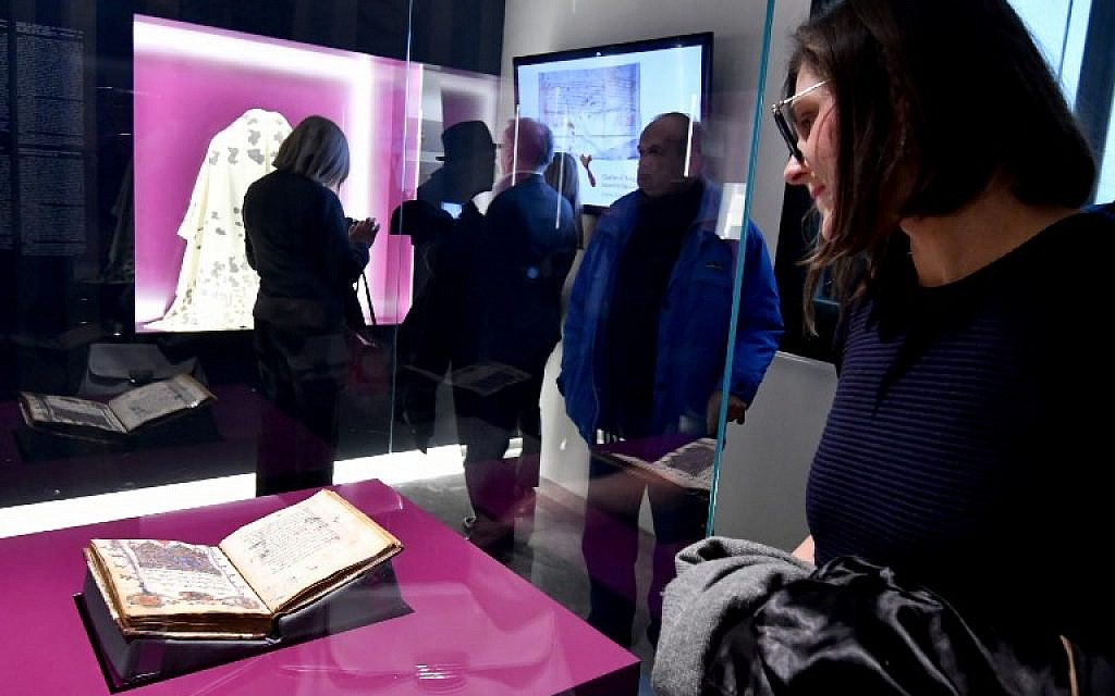 Ancient Haggadah symbolizing fate of Sarajevo Jews finally finds permanent home