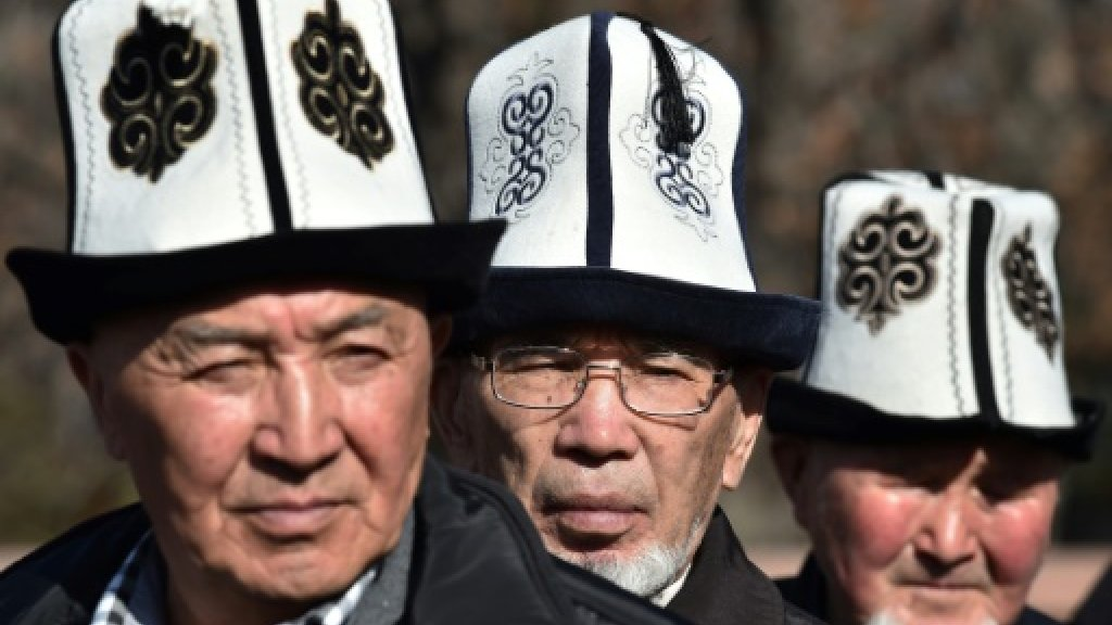 Kyrgyzstan marks national hat day under shadow of dog scandal