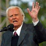 Celebrated evangelist, Bill Graham, buried inKSh 20k coffin made by convicted murderer