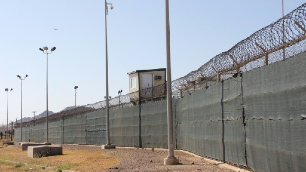 Guantanamo could take two dozen new inmates: US admiral