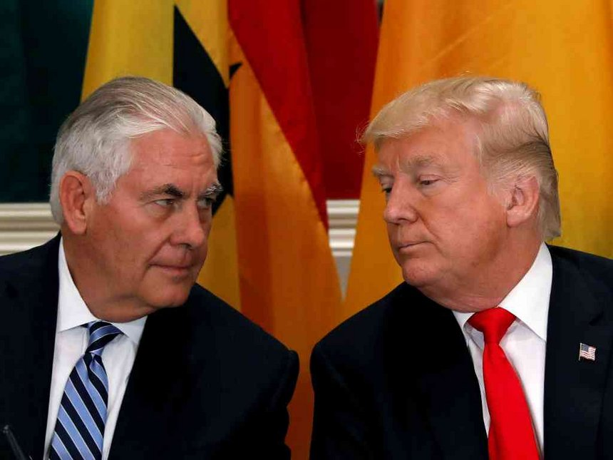 Reasons why Africa should treat US Secretary of State visit with scepticism