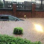 Heavy rains pound, flood parts of Nairobi