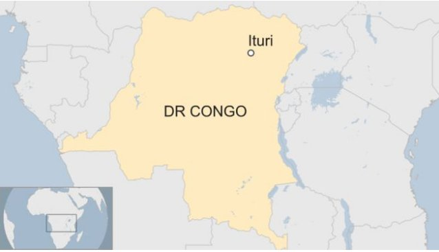 Dozens killed in DR Congo violence