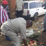 Two women clash over city thug shot dead by police