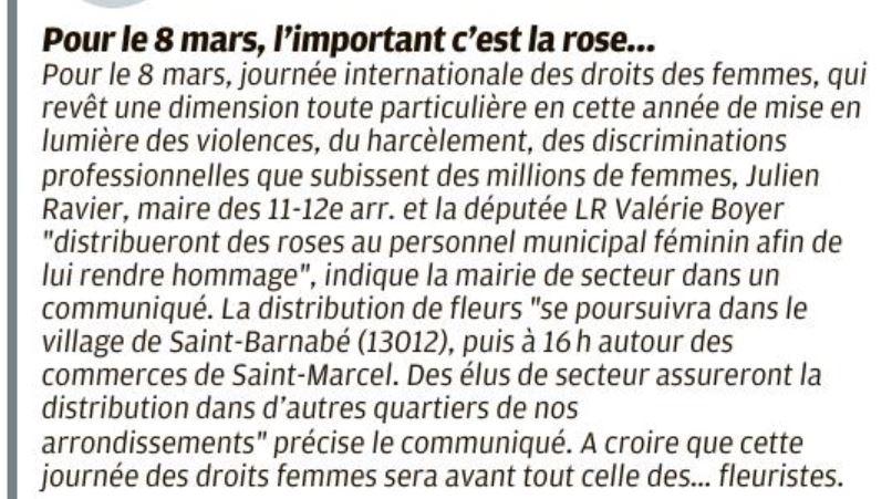 Les 11/12 #Marseille rendent hommage aux femmes ! #journeedesdroitsdesfemmes https://t.co/CcK36E61a4