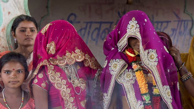 Child marriages decline, led by big fall in South Asia