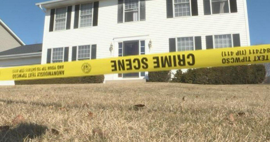 Cops: College professor kills two sons, self in Illinois home