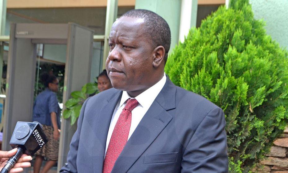 CS Matiang'i moves to resolve Mt Elgon land crisis