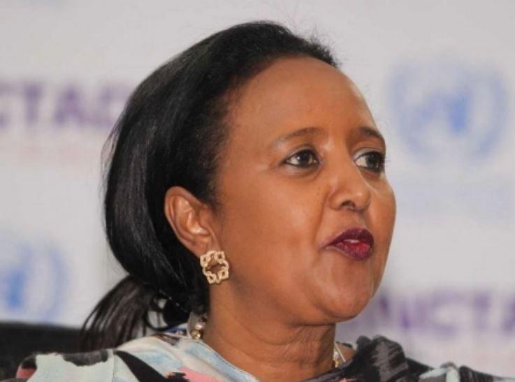 Education CS Amina sends Meru VC Japheth Magambo on terminal leave