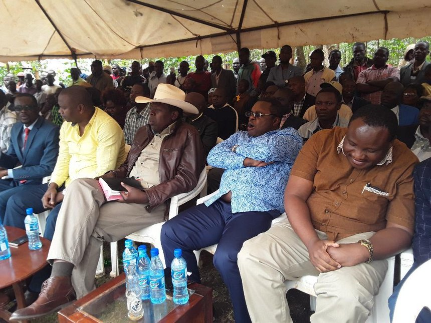 Luhya can be Ruto running mate if community unites – JP leaders