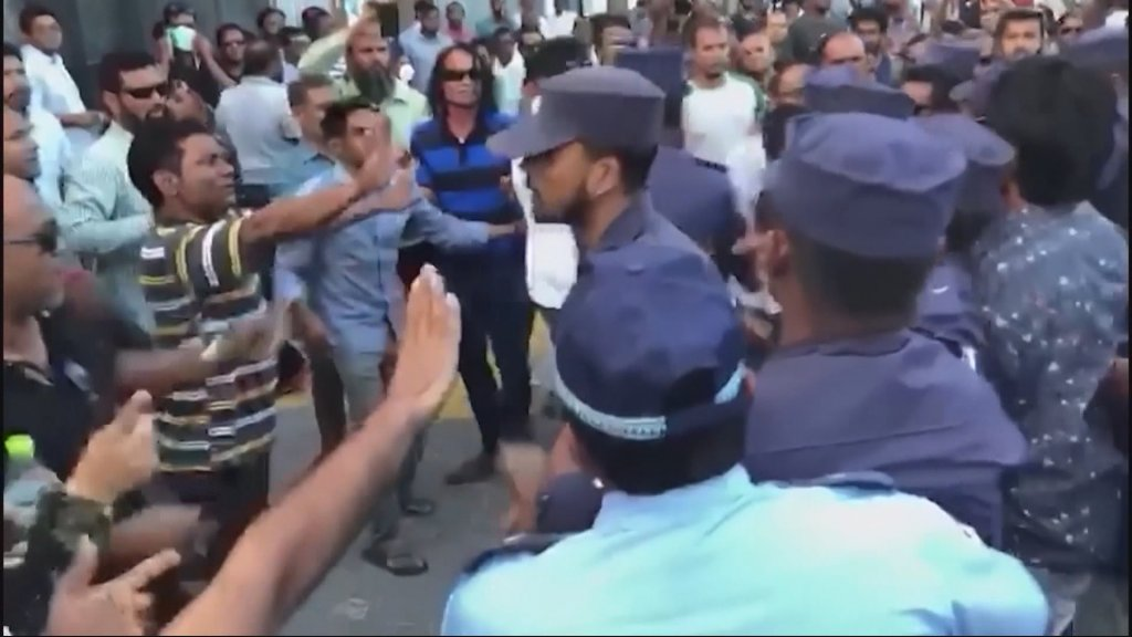 Trouble in paradise: Political crisis deepens in Maldives