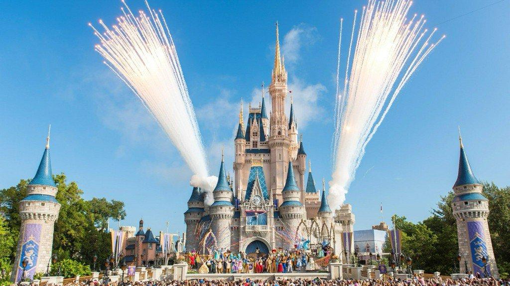 It's a whole new world: Disneyland, Disney World come to Google Maps Disneyland Google Maps on