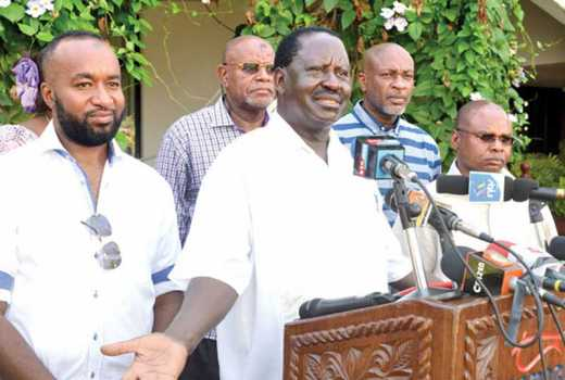 ODM suffers blow after losing two seats in Kilifi County