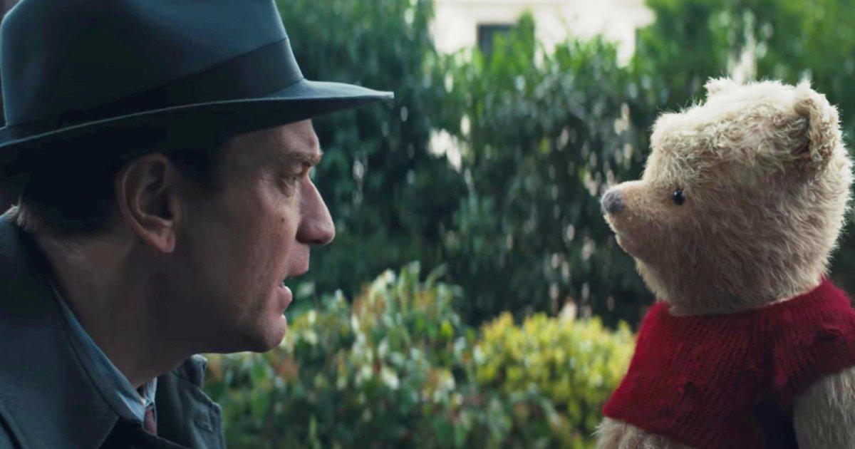 The first teaser trailer for Disney's live-action ChristopherRobin has arrived: