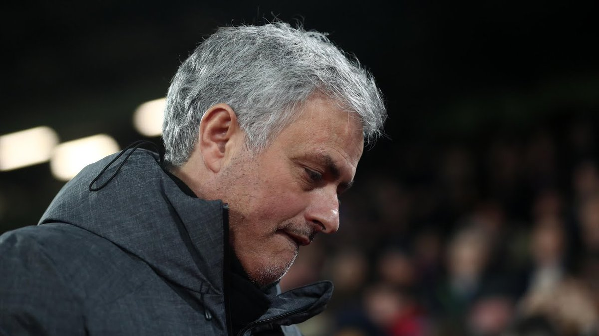 José Mourinho hails Manchester United comeback after win over Crystal Palace