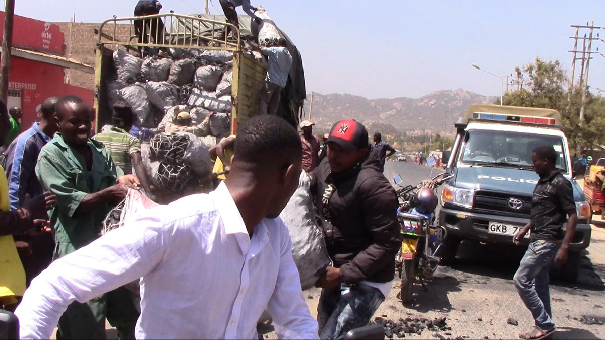 Two more counties ban charcoal trade,officers ordered to impound lorries or face the sack