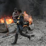 Russia and US air strikes in Syria wreaked massive civilian toll, UN says
