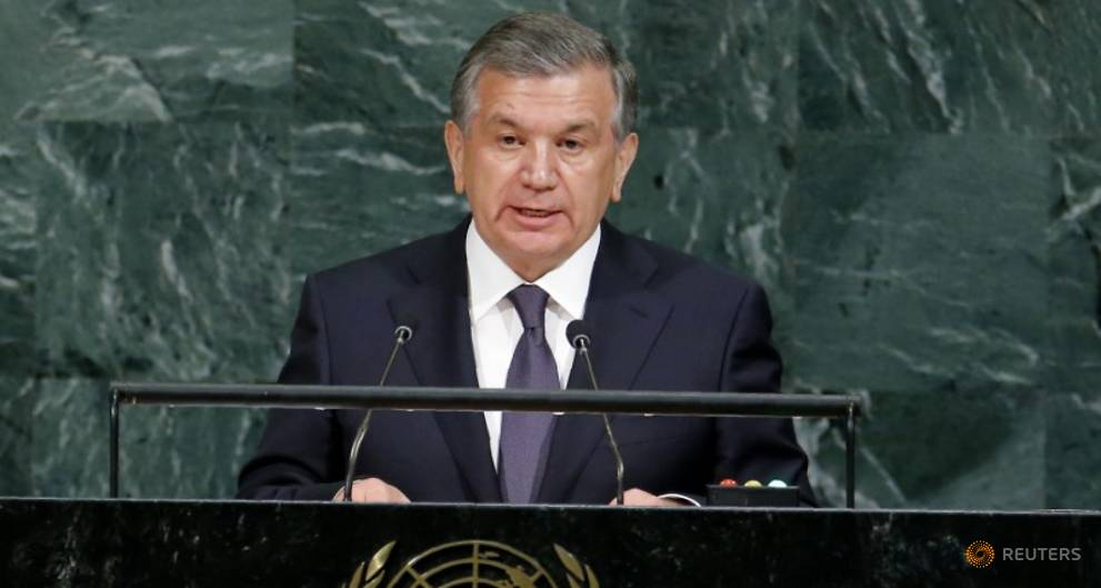 Uzbekistan seeks bigger role in Afghan peace process
