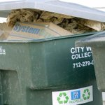 Sioux City trash collection delayed one day due to weather