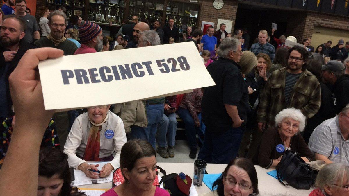 Colorado Voters Get Ready ToCaucus