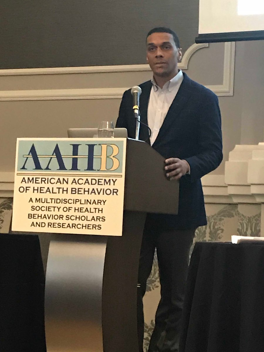 test Twitter Media - Health disparities research IS NOT diversity training or representation.  Thank you Dr. Carl Hill! #aahb2018 https://t.co/bqqlvivePA