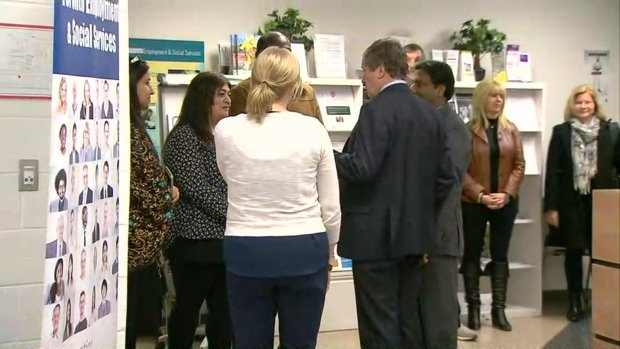 City hosting spring job fairs as it works to address 20 per cent youth unemployment rate