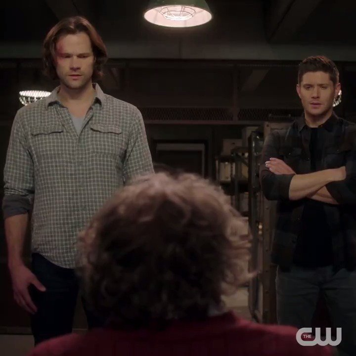 Evil has taken over! Stream the latest episode of #Supernatural now: https://t.co/kbaXGevnbF https://t.co/U3IgBbAawF