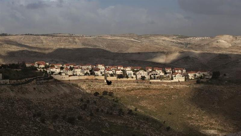 Israel's 'creeping annexation' of the occupied Palestinian territories continues https://t.co/IrJRpPOaN2 https://t.co/k84E9lrcSm