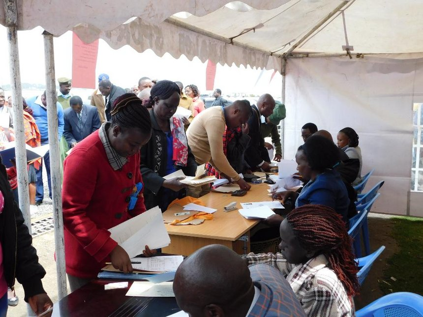 Nyandarua county begins staff head count as it seeks to boost public service
