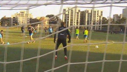 A local soccer club is kicking off its third season