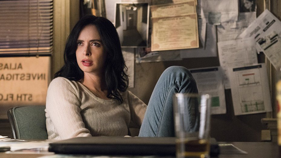 TV review: Marvel's @JessicaJones season 2