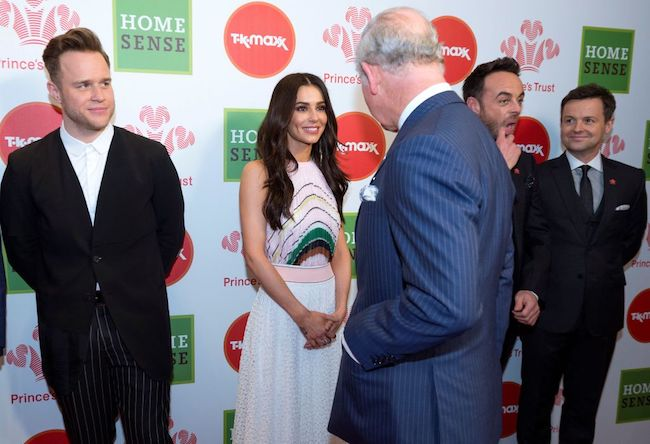 Cheryl looked stunning at the Prince's Trust Awards today! See the pictures: