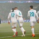 Champions League: Real Madridsiegt bei Paris Saint-Germain und stehtim Viertelfinale