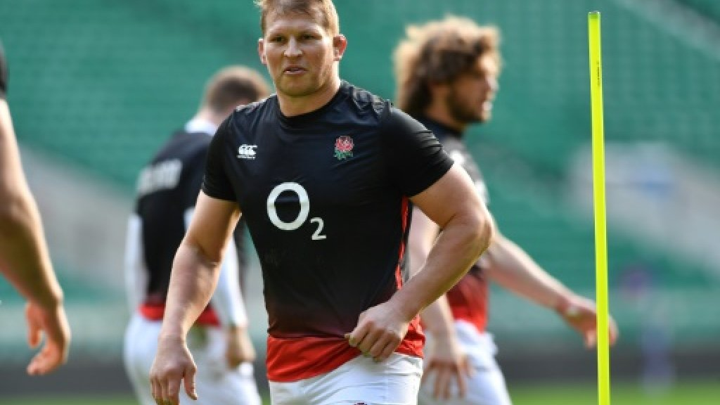 England captain Hartley a doubt for France Six Nations clash