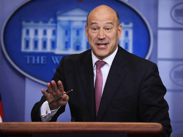 Trump economic adviser Gary Cohn resigns after disagreement on trade policy