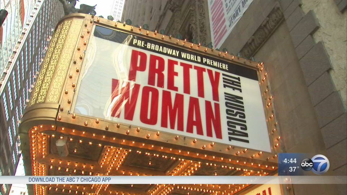 RT @ABC7Chicago: 'Pretty Woman: The Musical' hits Chicago stage next week: https://t.co/6tx70kKV50 https://t.co/xcmJ5gZvvd