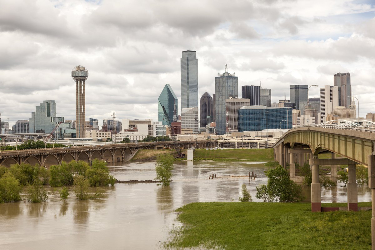 The 9 Most Notable Weather Events in DFW