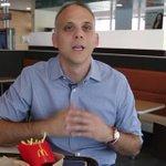 What's the new McDonald's not-frozen burger taste like?