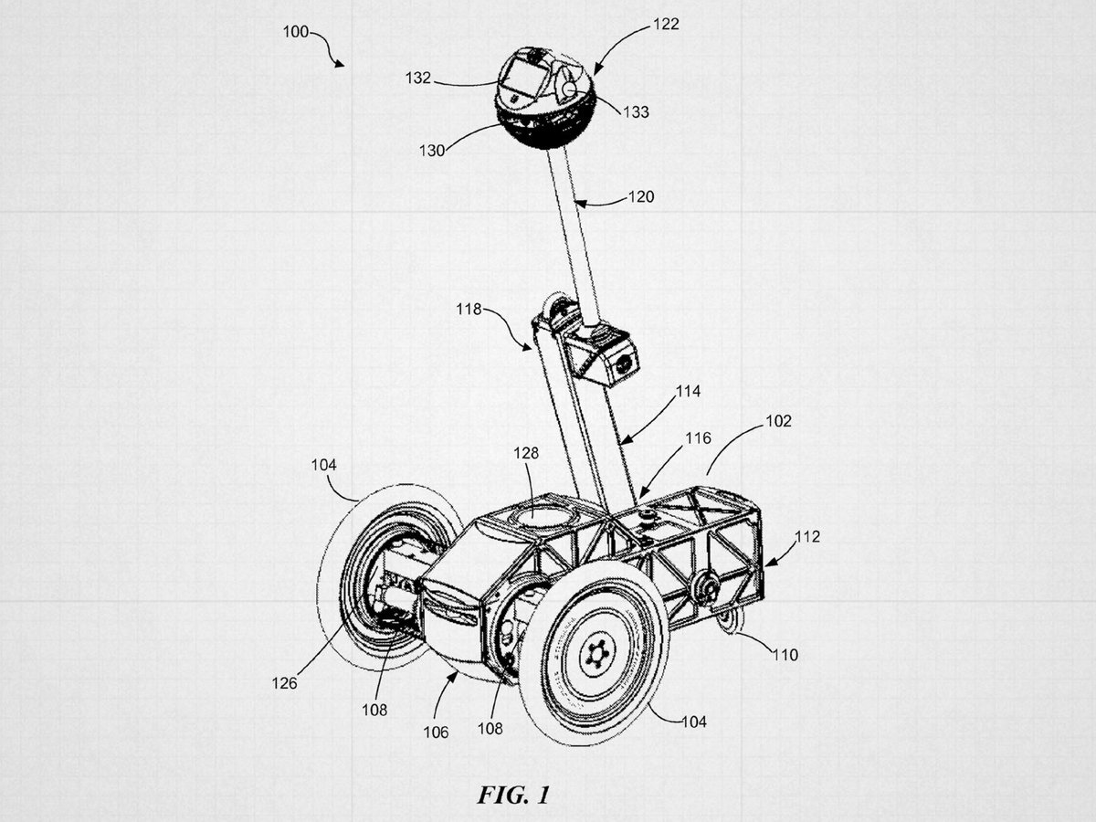 Facebook Robots Could Soon Follow You Around AtHome