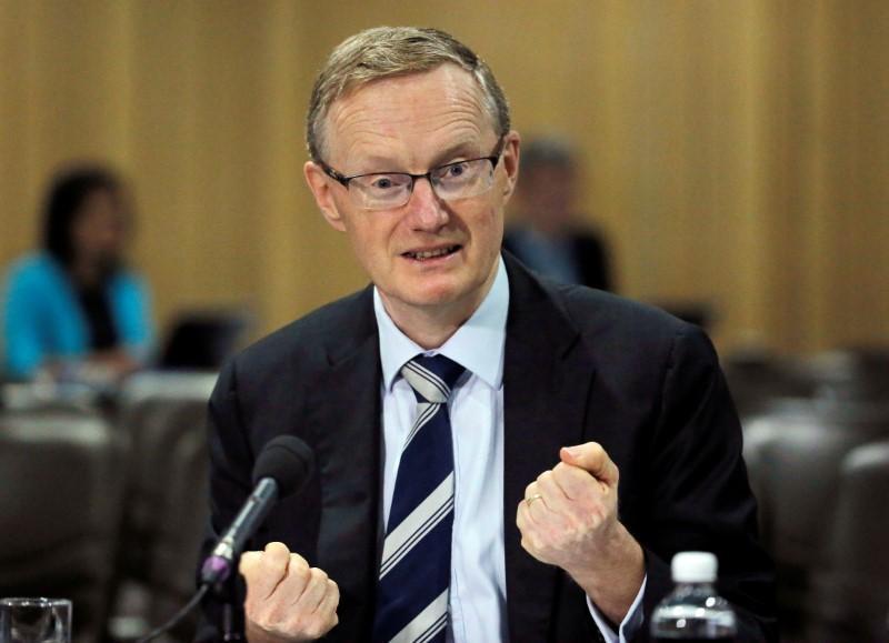 Australia's central bank chief slams U.S. tariffs, confident on domestic growth