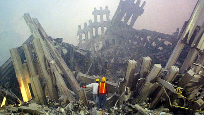 'I've been to about 178 funerals': 9/11 hero who lost half his foot fighting for ground zero workers