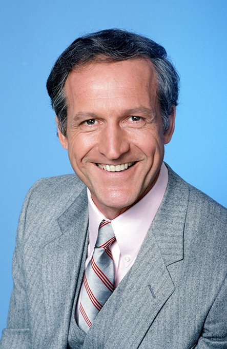 "Happy Birthday to Daniel. J Travanti ""Captain Frank Furillo\"". 78 today."