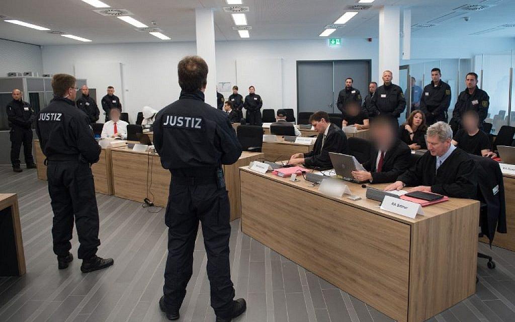 Germans accused of anti-migrant terrorism face verdicts