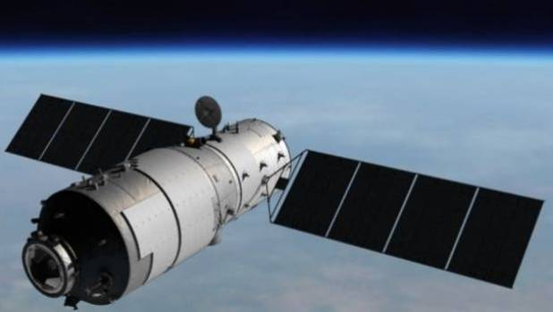 China's tumbling space station may crash near NZ