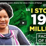 Meet pastor Mary Wanjiru a reformed gangster and ex-wife to slain robber Matheri