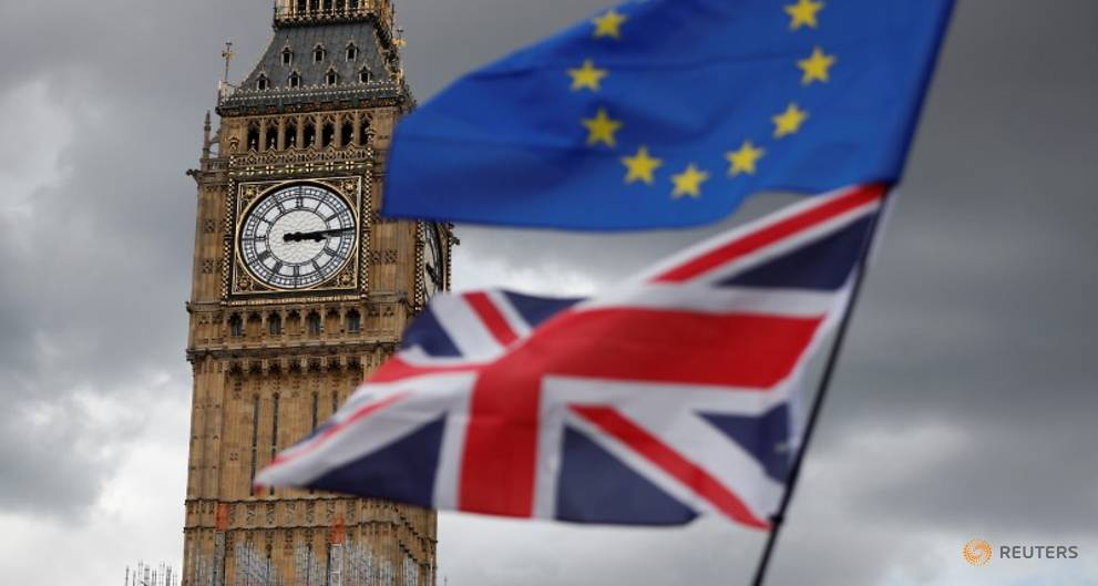 EU offers Britain trade deal with limited access for banks