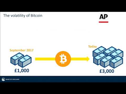 Bank of England chief blasts cryptocurrencies