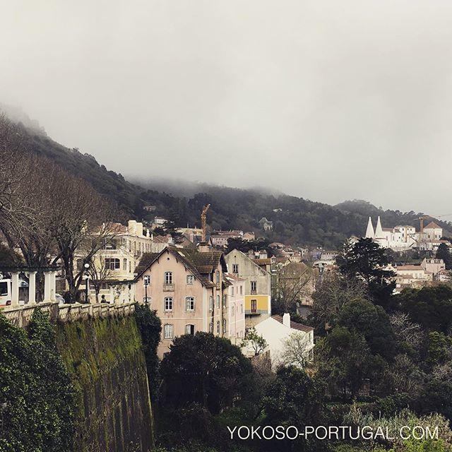 test ツイッターメディア - リスボン近郊、世界遺産の街シントラ。霧のかかるシントラはロマンチックです。 #シントラ #ポルトガル https://t.co/s7f0sxF8ZI