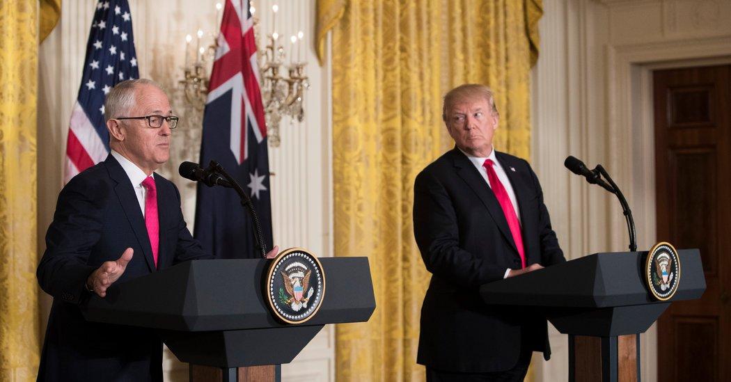 How Trump's Tariffs Would Affect Australia